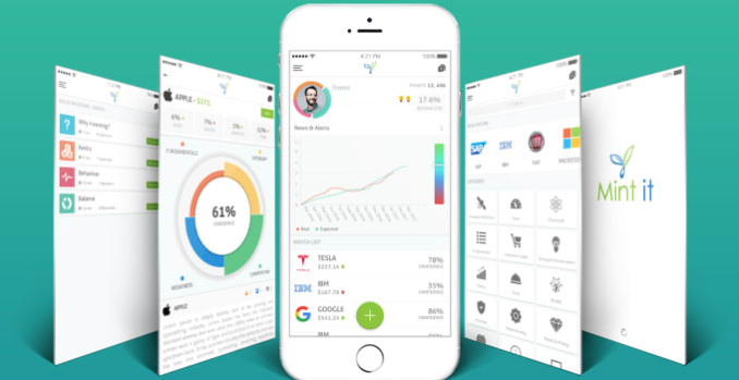 Do a beautiful UI for ios or android app